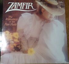 LP Zamfir The Romance of the Pan Flute rare sealed Canadian pressing 1982