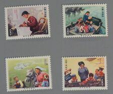 PR China 1975 T9 Rural Woman Teachers MNH  SC#1218-21