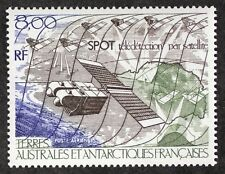 Z425 FSAT TAAF Fr. Southern Antarctic 1986 #C95 SPOT Satellite Mint NH