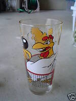 Vintage 1976 Pepsi Collector Glass Rooster LOOK
