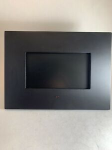 Polaroid XSA-00770S 7-inch Digital Picture Frame Good Condition With 2 Frame Opt