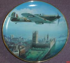 Franklin Mint Collectors Plate PRIDE OF THE R.A.F
