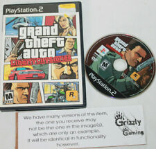 USED Grand Theft Auto: Liberty City Stories Sony PS2 (NTSC) -CanadianSeller-