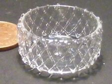 1:12 Scale Ornamental Real Glass Bowl Tumdee Dolls House Fruit Accessory G424