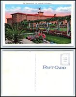 CALIFORNIA Postcard - Los Angeles, The Ambassador P23