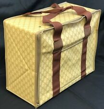 Deluxe Sewing Machine Carry Case Bag - Stiff Inserts at Sides