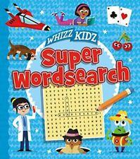 Whizz Kidz: Super Wordsearch (Whizz Kidz 32pp), Scott, Matthew, Very Good, Paper