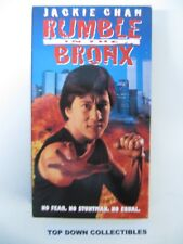 Jackie Chan  Rumble In The Bronx       VHS Movie