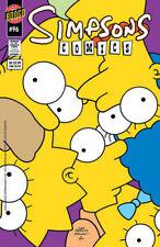 Simpsons Comics #96 Lisa and Bart get Pen-Pals