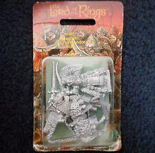 1985 aragorn roi du gondor ME81 le seigneur des anneaux citadelle fellowship lotr mib