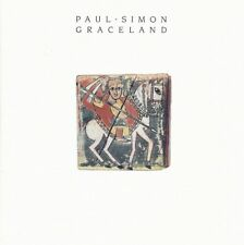 Paul Simon: Graceland - expanded CD (2004)