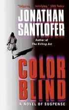 Color Blind by Santlofer, Jonathan