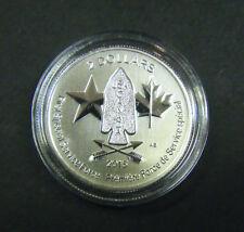 2015 Canada $2 Devil's Brigade 1/2oz Silver Bullion Coin 0.5oz two dollar round