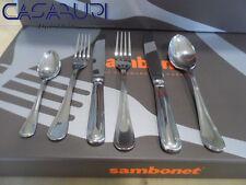 Sambonet CONTOUR Servizio Posate 36 Pz 52501-83 in Scatola Originale