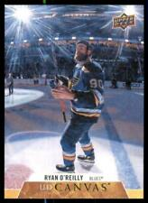 2020-21 Ud Series 1 Canvas #C69 Ryan O'Reilly - St. Louis Blues