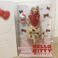 IN HAND Barbie as Hello Kitty Doll 2017 DWF58 NRFB Barbie Collector White box