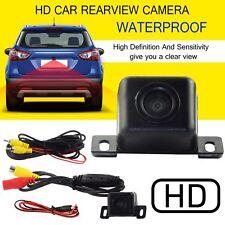 170 ° Ángulo Amplio HD cámara de reversa para Automóvil/Sensor de Aparcamiento LED De Visión Trasera Impermeable UK