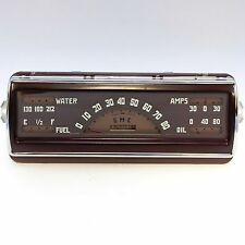1940-1946 Gmc Truck Cluster Fully Restored by D&M Restoration (Fits: Truck)