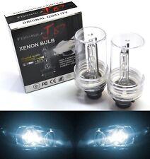 HID Xenon D2S Two Bulbs Head Light 6000K White Bi-Xenon Replace Lamp Low Beam