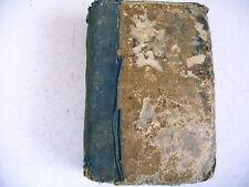 dictionnaire FRANCAIS ALLEMAND 1847