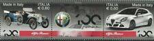 Italia Repubblica 2010 Alfa Romeo Striscia MNH**
