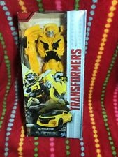 Transformers: The Last Knight Titan Changers Bumblebee 2 Step