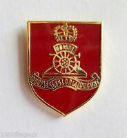 British Army Royal Regiment of Artillery Pin Badge - MOD Approved - M10