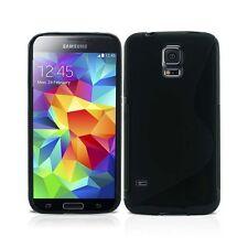 Funda para samsung Galaxy S5 Mini S-LINE de Gel Silicona Antichoque Teléfono