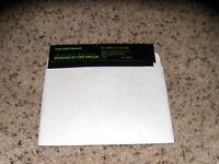 """CBS Software Murder by the Dozen for Apple II +/IIe 48K 5.25"""" floppy disk"""