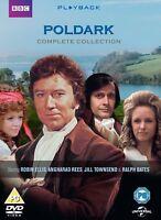 Poldark (Original) Serie 1A 2 Colección Completa DVD Nuevo DVD (8304120)