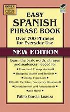 Easy Spanish Phrase Book NEW EDITION by Pablo Garcia Loaeza (Paperback, 2013)