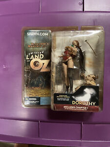 Mcfarlenes Twisted Land of Oz Dorothy