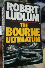 The Bourne Ultimatum by Robert Ludlum (Paperback, 1990) AU Stock Free shipping