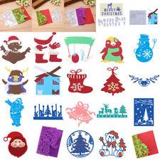Estrella de árbol de Navidad muere Metal Corte muere Stencils scrapbooking relieve Hágalo usted mismo
