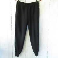Joie Jogger Pants XS X Small Black Crop Ankle Pull On High Rise