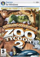Zoo Tycoon 2 Ultimate Collection (Pc Juego) * Envío * siempre rápido * siempre Gratis *