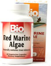 New listing Red Marine Algae, BioNutrition, 60 capsule