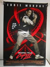 Beverly Hills Cop 3 (1994) Original 2 Sided Movie Poster Eddie Murphy 27x40 1/2