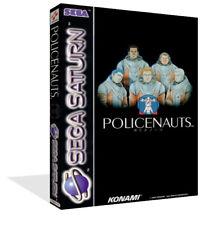 Policenauts Saga Sega Saturn Replacement Case + Box Art Work Cover No Game
