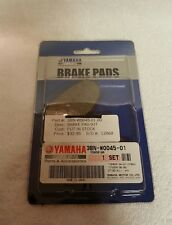 GENUINE YAMAHA 3BN-W0045-01 Brake Pad/Kit 1985-2004 TRI-Z, SEROW, TTR225, XT350