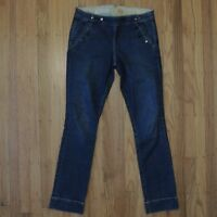Pilcro and the Letterpress Anthropologie Jeans Womens Straight Leg Size 29