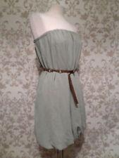 Zara Midi Dresses for Women with Belt