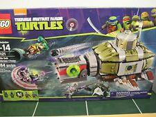 Lego Ninja Turtles #79121 Turtle Sub Undersea Chase Set