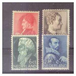 010605 Niederlande 1935 MNR 282/ 85 Fürsorge mit Falz
