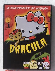 Hello Kitty x Universal Studios DRACULA Pin