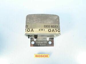 Voltage Regulator Fits Volvo 242 265 GLE Wagon & 264 GL Bosch  0.192.062.005