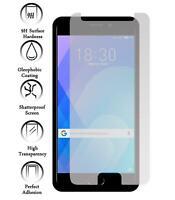 Tempered glass screen protector film for Meizu M6 Note Genuine 9H Premium