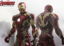 IRON MAN ARMATURA MARK 43 COSPLAY REATTORE ARC