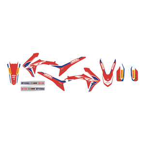 Kit Déco Graphics Honda HRC CRF 250  2014>2017 / 450 2013>2016 /