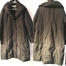 e042c84a907 Larry Levine Plus Size Coats   Jackets for Women